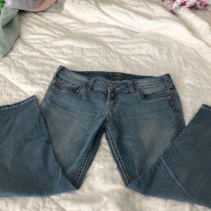 Women's Silver Santorini Jeans